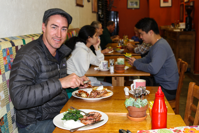 Fragas cafe Marysville romantic weekend away