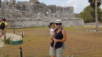 Top products and tips for travelling with kids